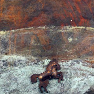 patina horse gatliffe