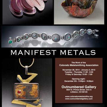 manifest metals square
